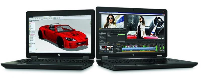 ZBook 15 G2 и 17 G2 от HP