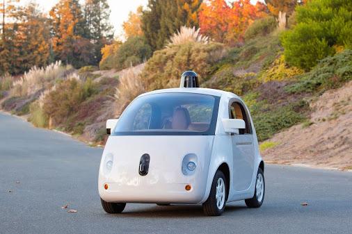 Google автомобиль