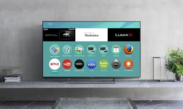 TV Panasonic на Firefox OS