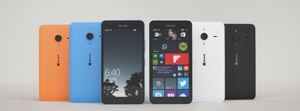 Lumia 640 XL Россия