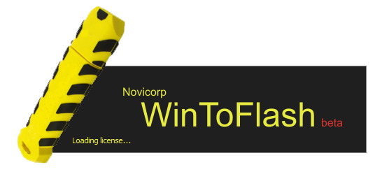 WinToFlash 0.8.0000 beta