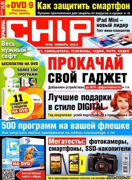 Chip №1 2013