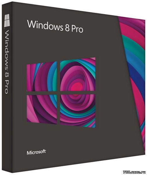 Windows 8 Pro with WMC -4in1- by m0nkrus