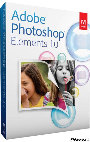 Adobe Photoshop Elements 10.0